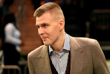 "Marc Cuban Calls Kristaps Porzingis A Unicorn, Says ""He'll F***Ing Crush It"""
