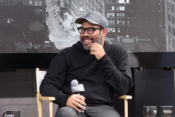 Jordan Peele Gets Uncomfortable By Desus & Mero's Movie Pitch