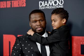 "50 Cent Shares Sweet Moments With Youngest Son Sire: ""This Guy Is Part Two"""