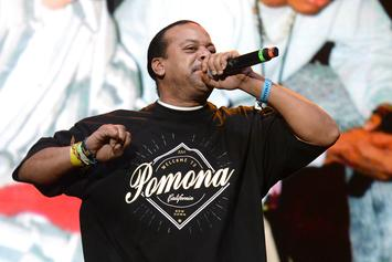 "Suga Free Postpones His 10-Year Comeback LP ""Resurrection"" To Later In 2019"