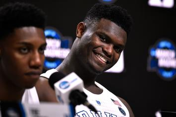 Zion Williamson's Broken Sneaker Has Gone Missing, Collectors Value It At $250k