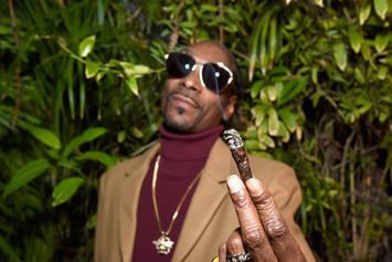 "Snoop Dogg Leaves Stench Of Weed In Green Room, Theatre Staff ""Big Mad"""