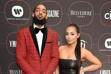 """Lauren London Breaks Silence After Nipsey Hussle's Death: """"I'm Lost Without You"""""""