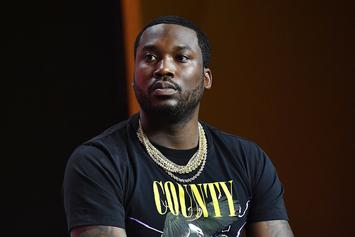 Meek Mill Deserves His Own Statue In Philly According To Democratic Politician