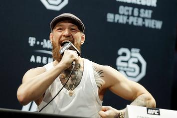 Conor McGregor Claps Back At Paulie Malignaggi In Hilarious Fashion