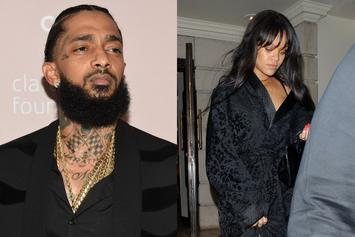 "Rihanna Mourns Nipsey Hussle's Passing: ""Can't Believe Someone Would Rob Us Of You"""