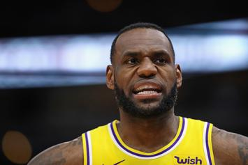 LeBron James Explains How He Was Exploited Financially In High School