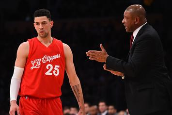 Austin Rivers Wants To Destroy His Dad's Clippers Team In The Playoffs