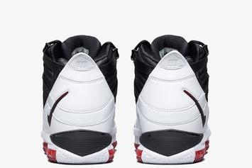 """Nike Announces Return Of The LeBron 3 """"Home"""" Colorway"""