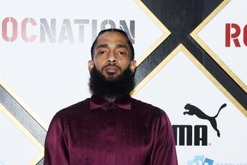 Nipsey Hussle's Community Work To Be Entered Into Congressional Records