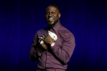 Kevin Hart's Latest Netflix Special Details His Wife's Porn History & Other R-Rated Topics