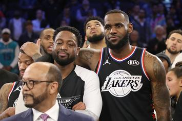 """LeBron James Having Issues Casting """"Top Players"""" For Space Jam 2"""