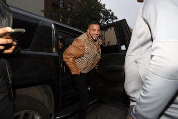 "French Montana Sued For Allegedly Jacking The ""Ain't Worried About Nothin"" Beat"