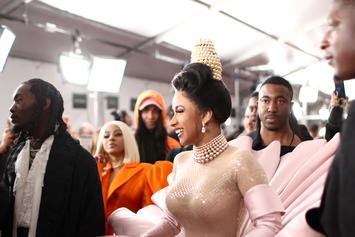 "Cardi B Responds To Criticism Over Her Subjective ""Role Model"" Status"