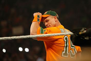 "John Cena Returns At Wrestlemania As ""Dr. Of Thuganomics"": Video"