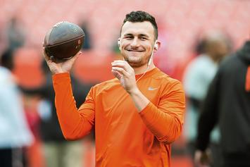 "Johnny Manziel Says He's Now Going By ""John Manziel"""