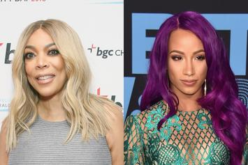 """Wendy Williams Show"" Furious After WWE's Sasha Banks Cancels On Short Notice"