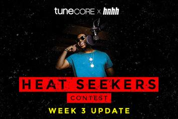 "Submit Your Music For The ""Heat Seekers"" Contest: Week Three Artist Spotlights"