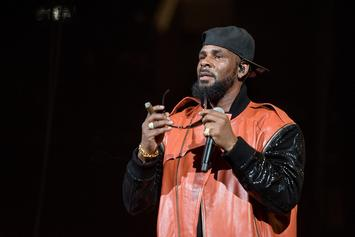 R. Kelly's Sony Music Royalties Seized By Former Landlord Over Unpaid Debt