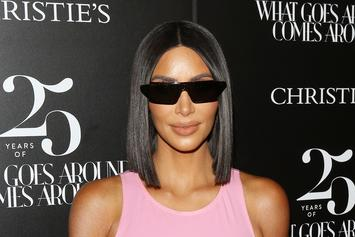 Kim Kardashian Is Studying To Become A Lawyer