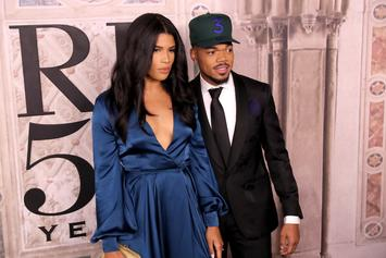 "Chance The Rapper Thanks Wife For Allowing Him To ""Really Go To Work"" On Album"