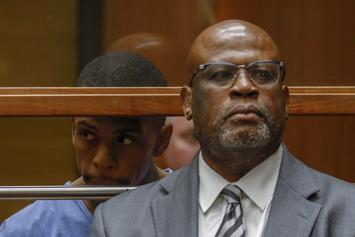Chris Darden Harassed Over Representing Nipsey Hussle's Suspected Killer