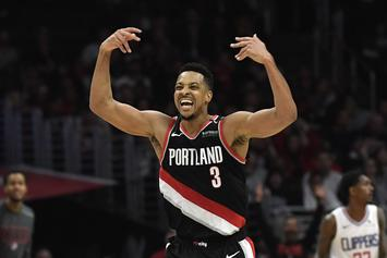 C.J. McCollum Gets Last Laugh On Girl Who Told Him To Win A Playoff Game