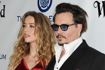 "Johnny Depp Calls Amber Heard's Deposition Detailing Physical Abuse A ""Hoax"""