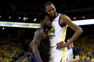 "Kevin Durant Apologizes For Patrick Beverley Ejection: ""It's A Huge Distraction"""