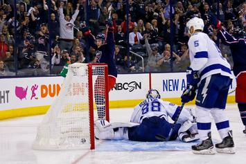 Tampa Bay Lightning Swept In Four Games After Historic Regular Season