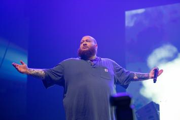 Action Bronson's Eyesight Injured After Mid-Show Strobe Light Accident