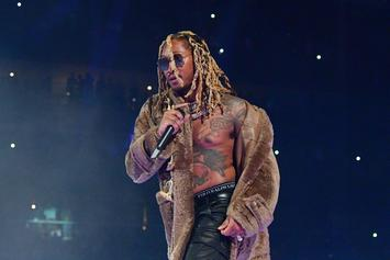 Future Gets Clowned After Russell Wilson's $140 Million Come-Up With Ciara