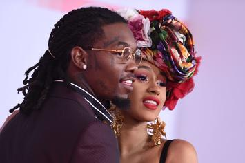"Offset & Cardi B ""Clout"" Video: The Sexiest & Most Outrageous GIFs"