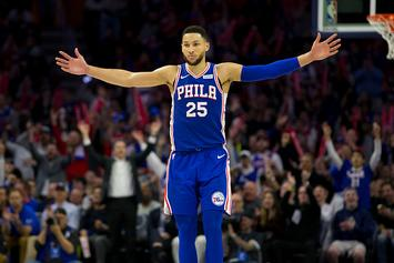 "Ben Simmons Responds To Jared Dudley: ""It's Coming From Jared Dudley"""