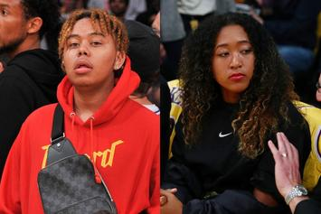 YBN Cordae Is Cozying Up With Tennis Sensation Naomi Osaka