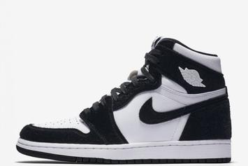 "Air Jordan 1 High OG ""Panda"" Official Images, Release Date Announced"