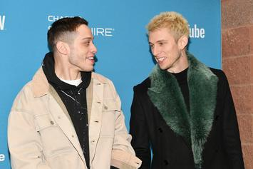 Machine Gun Kelly Debuts Stand-Up Comedy Chops During Pete Davidson's Show