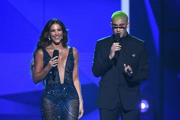 """Rosalía """"Friend Zones"""" Bad Bunny In The Buildup To A Lively Latin Billboard Awards"""
