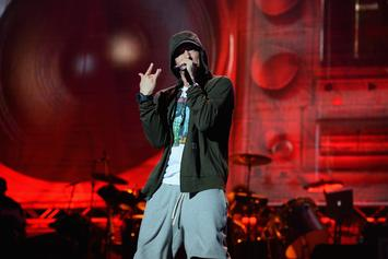 "Eminem's ""Slim Shady LP"" Clothing Capsule Has Officially Arrived"