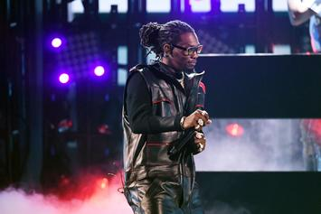 Offset Deals With Overzealous Fan With A Karate Chop To His Phone