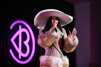"""Cardi B Gets """"Vagina Lasered"""" In NSFW Video"""