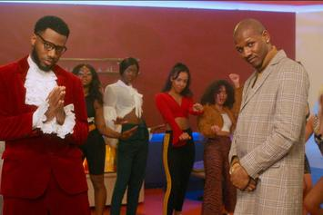 """Giggs Channels Austin Powers In New """"Baby"""" Music Video"""