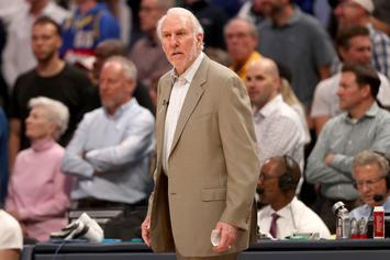 Gregg Popovich & The Spurs Are Negotiating A New Contract: Report