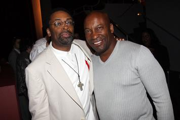 """Spike Lee Pens Touching Tribute To His """"Brother"""" John Singleton"""