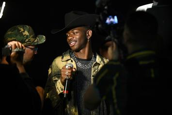 """Lil Nas X's """"Old Town Road"""" Maintains #1 Spot On Hot 100 For Fourth Week"""