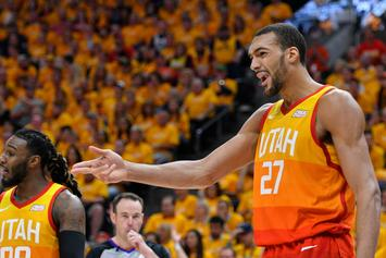 Rudy Gobert Says Robot Refs Would Take Away From The Game