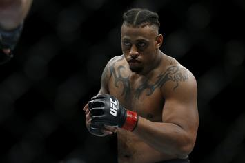 Greg Hardy Wants To Fight ASAP After First Career UFC Victory
