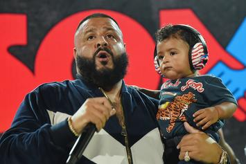 DJ Khaled And Asahd Grace The Cover Of GQ