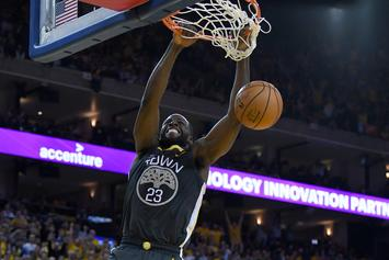 """Draymond Green Calls Referee Obsession """"Embarrassing For The Game"""""""