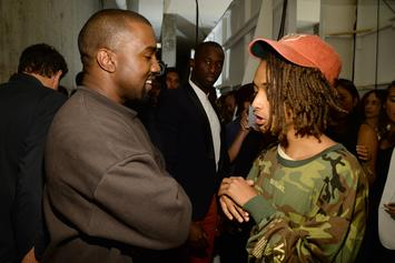 """Jaden Smith To Star As Kanye West In Upcoming """"Omniverse"""" Series"""